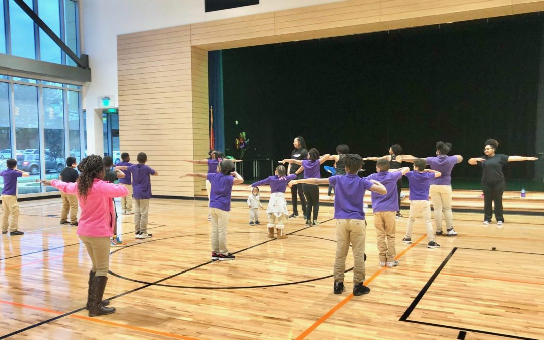 Two United Way- Funded Organizations are Partnering to Offer Arts Programming to Southeast Raleigh Students.