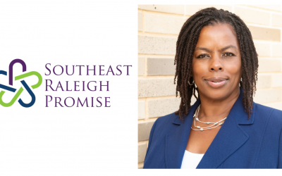 Yvette Holmes Joins Southeast Raleigh Promise as CEO